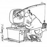 Социальные сети – общительный аноним
