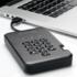 Портативный жесткий диск iStorage diskAshur PRO2 USB 3.1 с аппаратным шифрованием