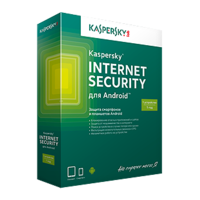 Kaspersky Internet Security for Android Скретч-карта 1 устройство на 1 год