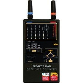 Детектор цифровых радиокоммуникаций iProTech Protect 1207i