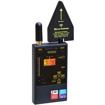 Детектор подслушивающих устройств и цифровых сигналов iProTech Protect 1206i