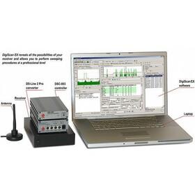 Поисковое/мониторинговое программное обеспечение DigiScan EX Professional
