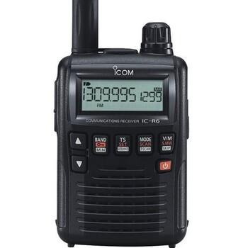 Скануючий приймач IC-R6 AOR Ltd
