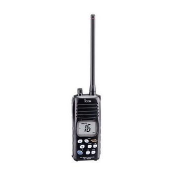 Морская портативная радиостанция Icom IC-M2A