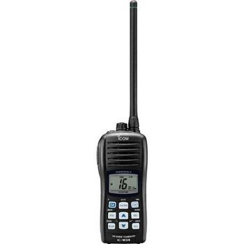 Портативная профессиональная морская радиостанция Icom IC-M34