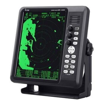 Морская радиостанция (радар) Icom MR-1200T2 12