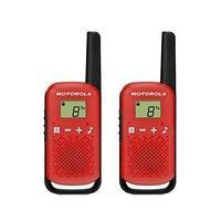 Рація Motorola Talkabout T42 Red Twin Pack