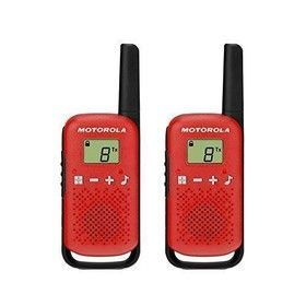 Рация Motorola Talkabout T42 Red Twin Pack