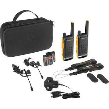 Рация MOTOROLA TALKABOUT T82 EXTREME Twin Pack WE