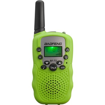 Рации Baofeng MiNi BF-T2 PMR446 GREEN