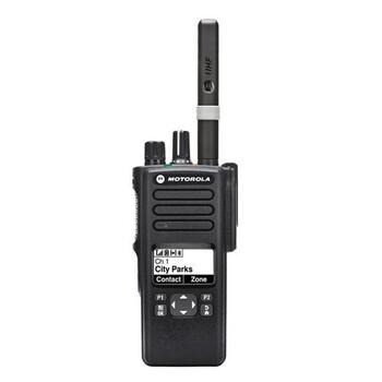 Цифровая портативная радиостанция Motorola DP 4600