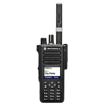 Цифровая  портативная рация Motorola DP 4801