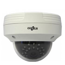 Купольная HD-TVI камера Gazer CT222