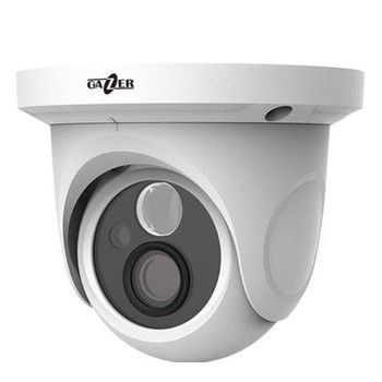 Внутренняя купольная AHD видеокамера Gazer CA223