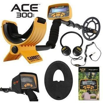 Металлоискатель Garrett ACE 300i международная версия