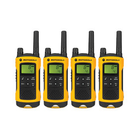 Рации Motorola TLKR-T80EXT WE QUAD