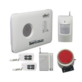 Комплект беспроводной сигнализации Oltec GSM-Kit-10