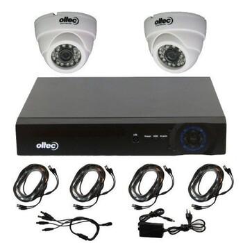Комплект відеоспостереження Oltec AHD-KIT-924P/2