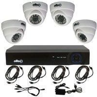 Комплект видеонаблюдения Oltec AHD-KIT-924Р