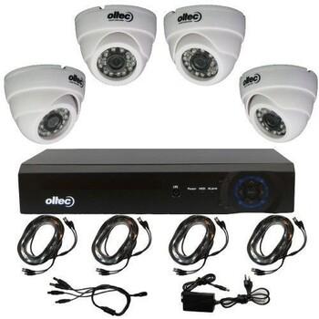 Комплект відеоспостереження Oltec AHD-KIT-924Р