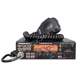 СиБи радиостанция President LINCOLN II ASC (под заказ)