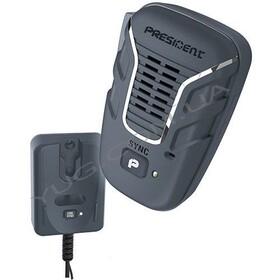 Безпровідний мікрофон для радіостанцій PRESIDENT LIBERTY-MIC