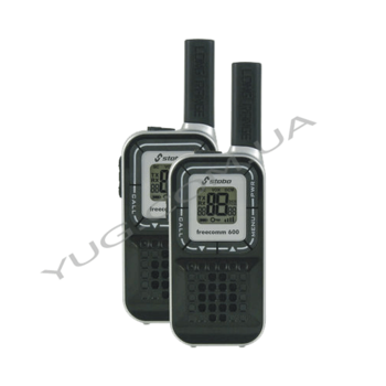 PMR радиостанция STABO (446 MHz) FREECOM 600 Set